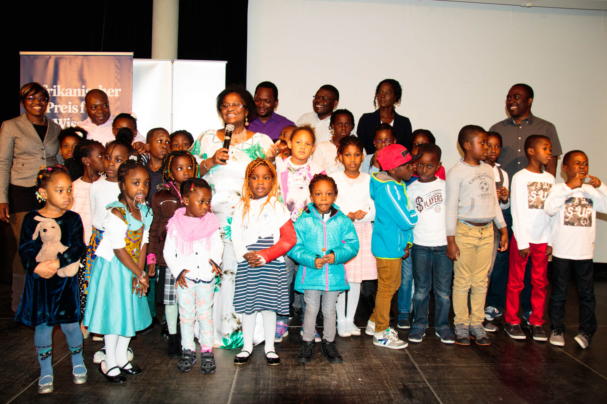 African Prize for Knowledge 2017